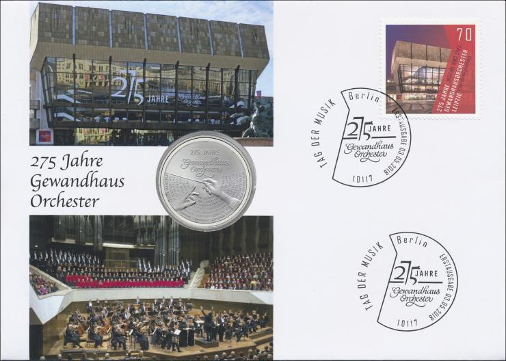 L-9230 • 275 Jahre Gewandhausorchester