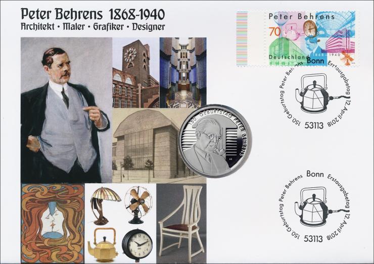 L-9255 • Peter Behrens PP-Ausgabe