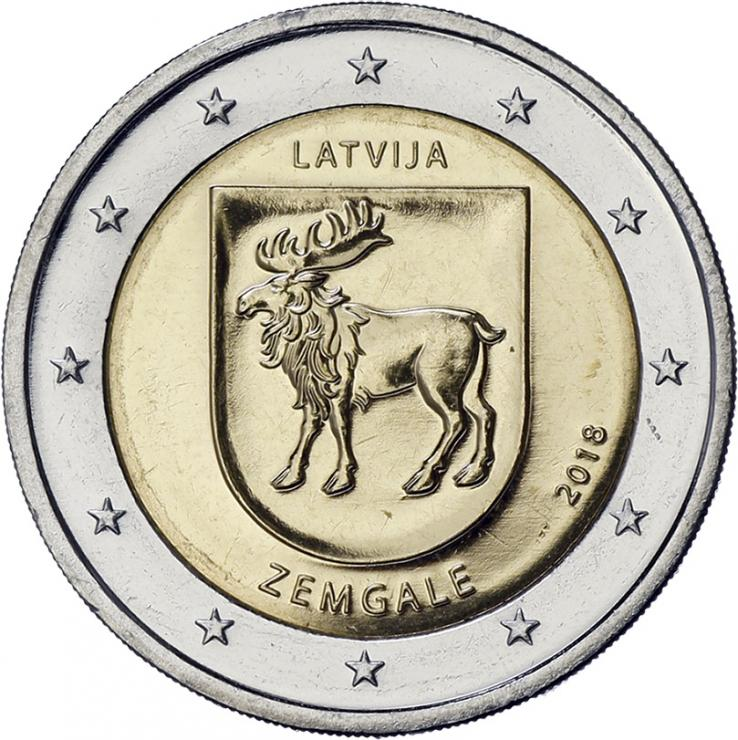 Lettland 2 Euro 2018 Zemgale