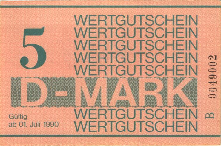 MDI-39 DDR Gefängnisgeld 5 DM (1990) (3)
