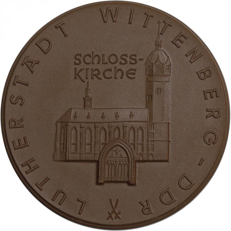 Meissen - Lutherstadt Wittenberg - Schloßkirche