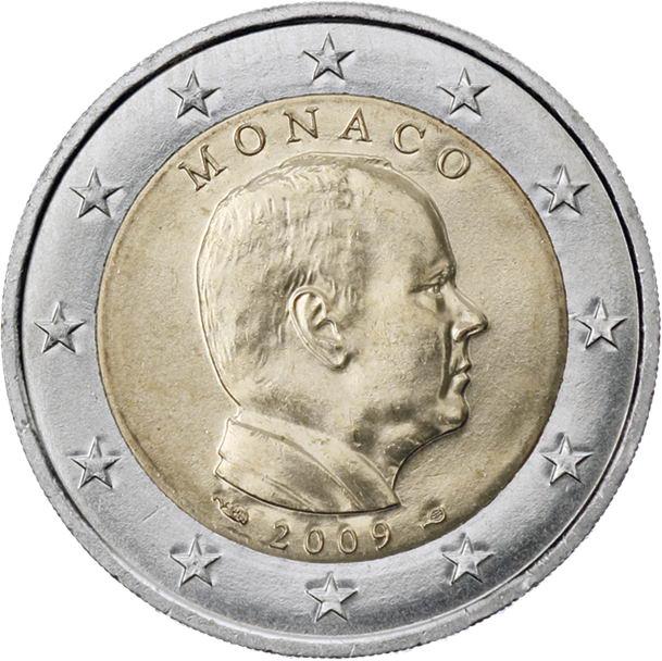 Monaco 2 Euro 2009