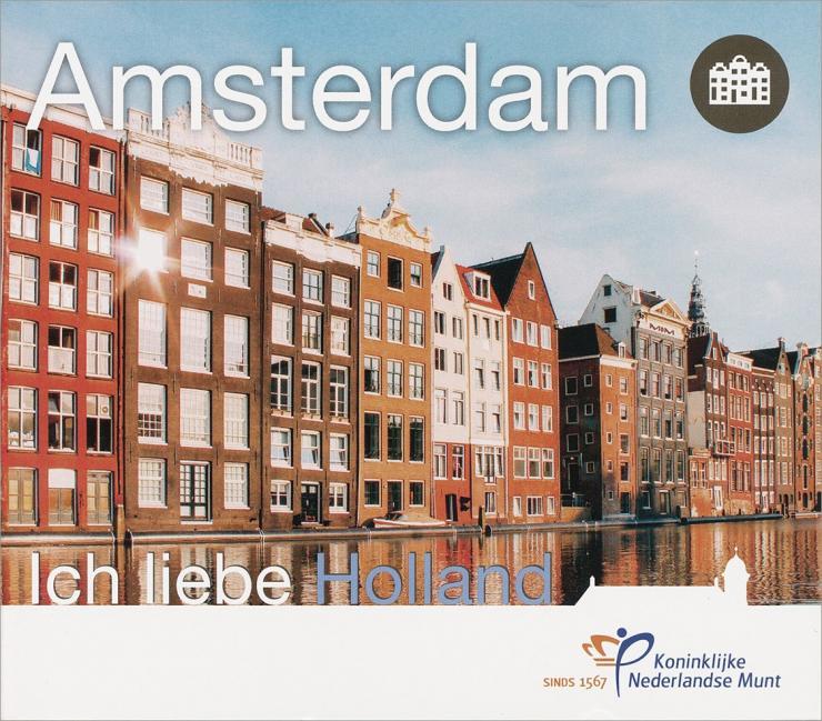 """Niederlande Euro-KMS 2020 """"Amsterdam"""" World Money Fair '20"""