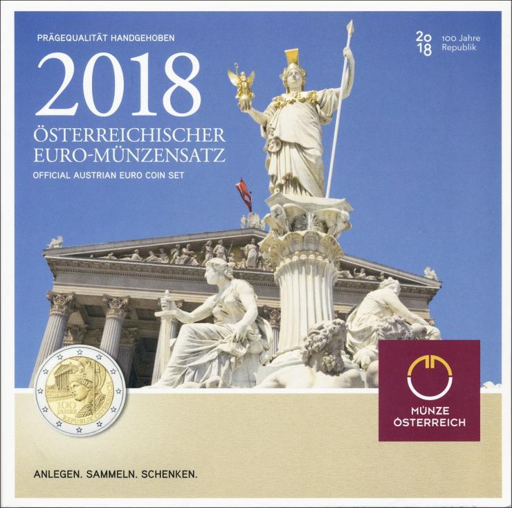 Österreich Euro-KMS 2018