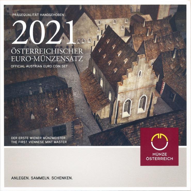 Österreich Euro-KMS 2021