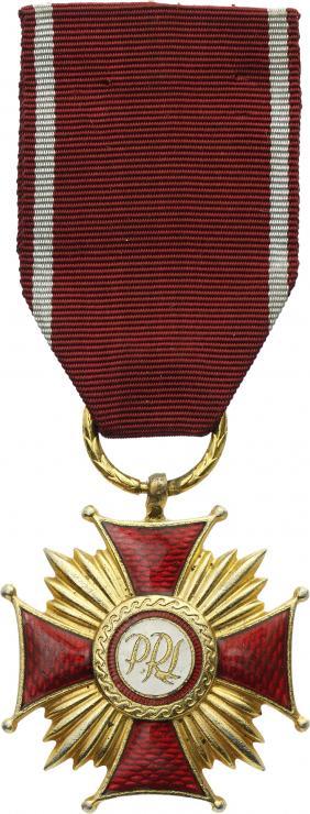 Polen: Verdienst-Kreuz Gold