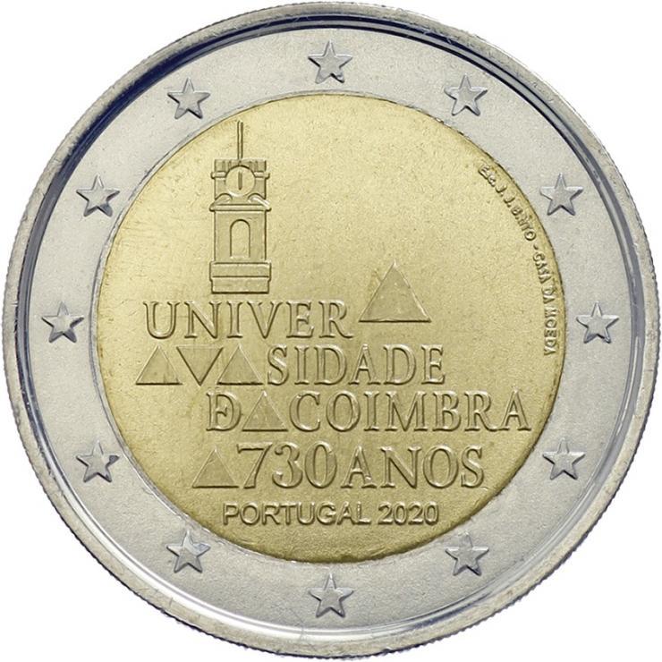 Portugal 2 Euro 2020 Universität Coimbra