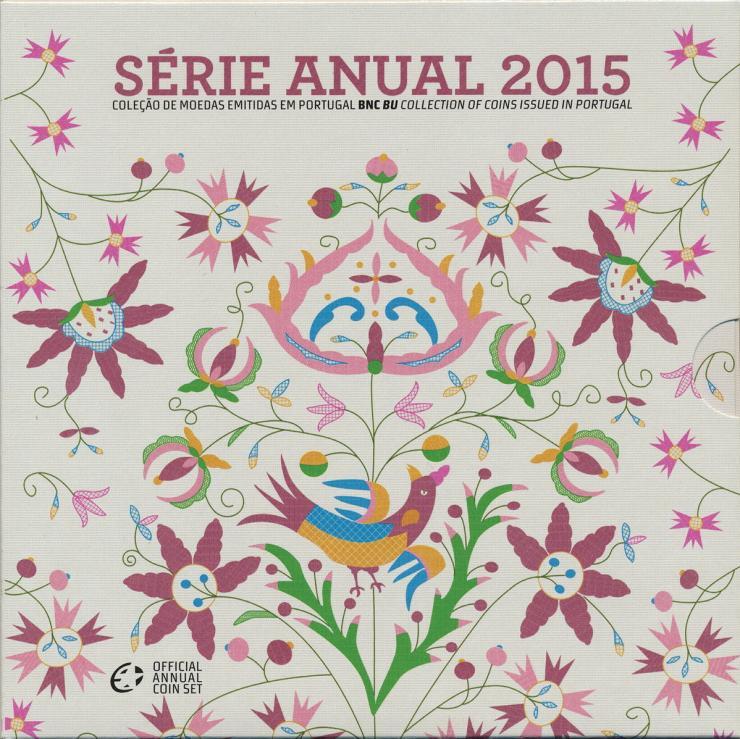 Portugal Euro-KMS 2015 stg / BU