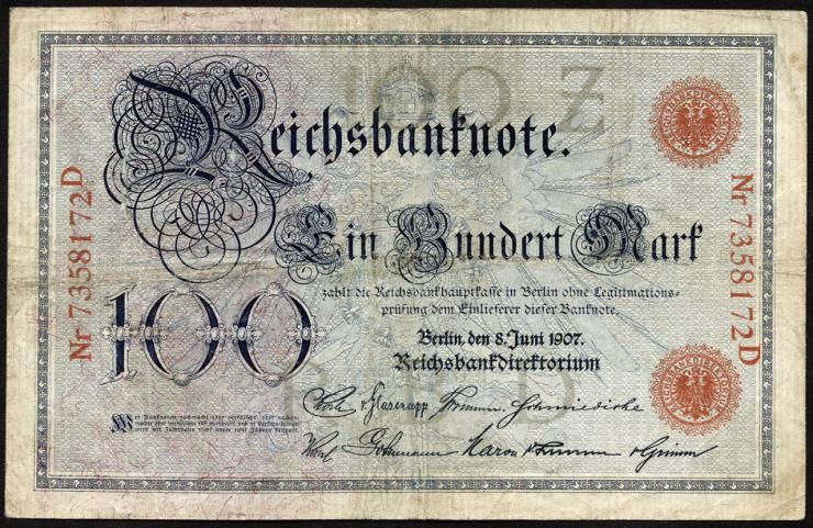 R.030: 100 Mark 1907 (4)