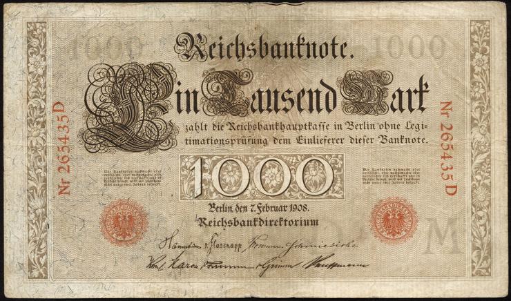 R.036: 1000 Mark 1908 (3)