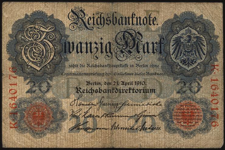 R.041: 20 Mark 1910  (4)