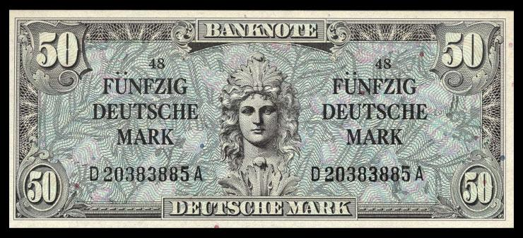 R.248a 50 DM (1948) Liberty (1)