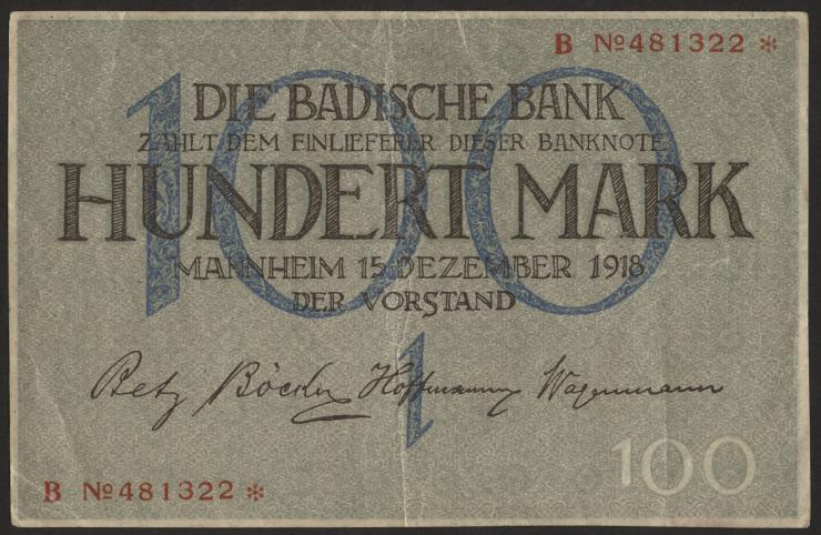 R-BAD 06: 100 Mark 1918 (3)