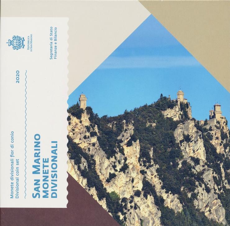 San Marino Euro-KMS 2020