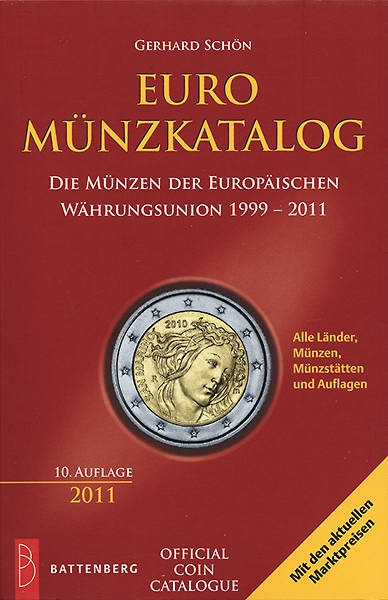 Gerhard Schön: Euro Münzkatalog 2011