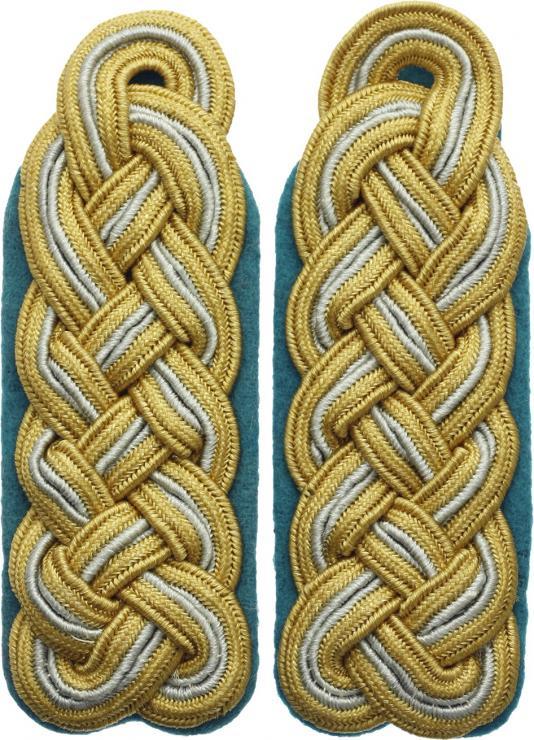 General-Schulterstücke NVA Luftstreitkräfte (flach)
