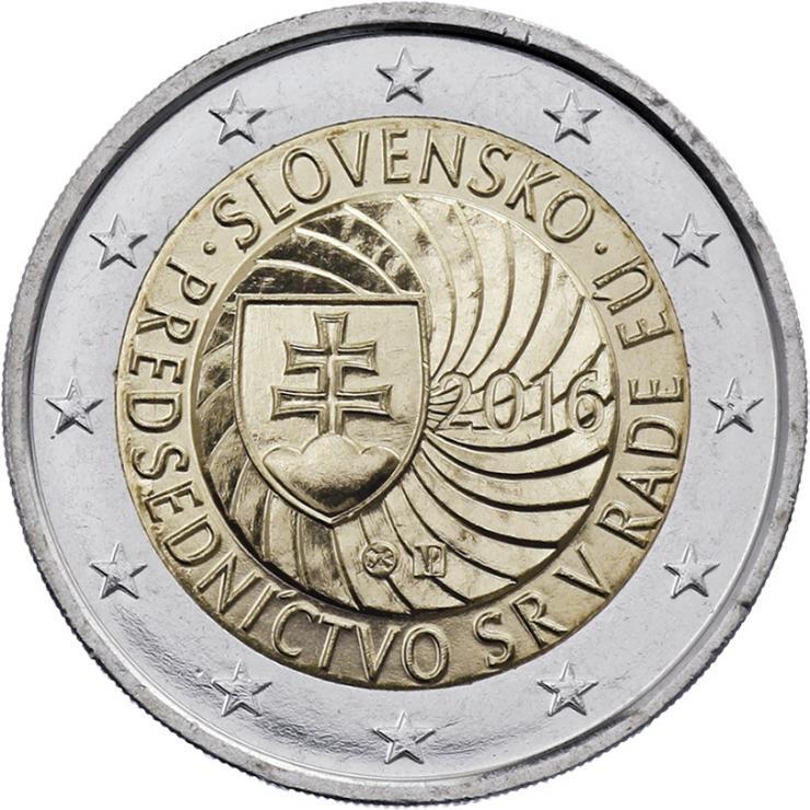 Slowakei 2 Euro 2016 Ratspräsidentschaft