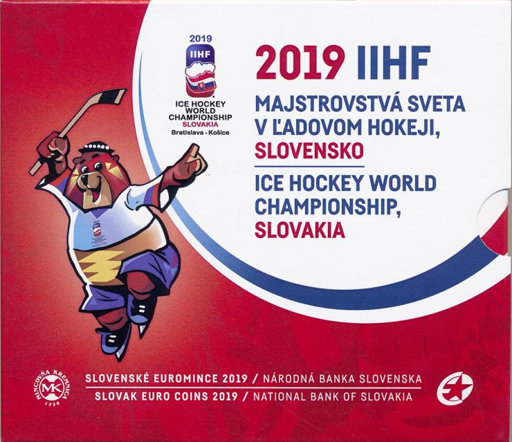 "Slowakei Euro-KMS 2019 ""Eishockey-WM"""