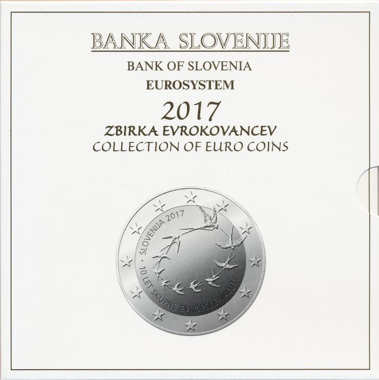 Slowenien Euro-KMS 2017 (8,88)