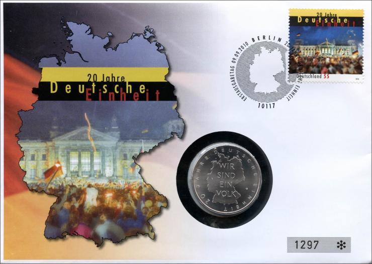 V-336 • 20 Jahre Deutsche Einheit