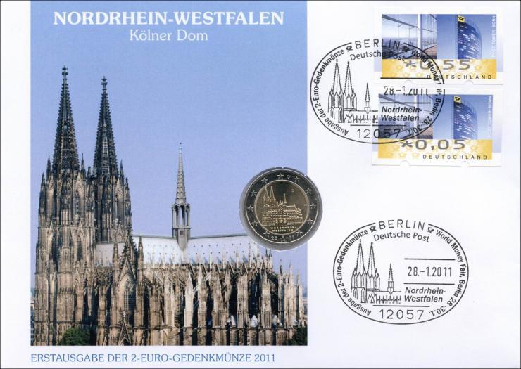 V-355 • Nordrhein-Westfalen Kölner Dom > D