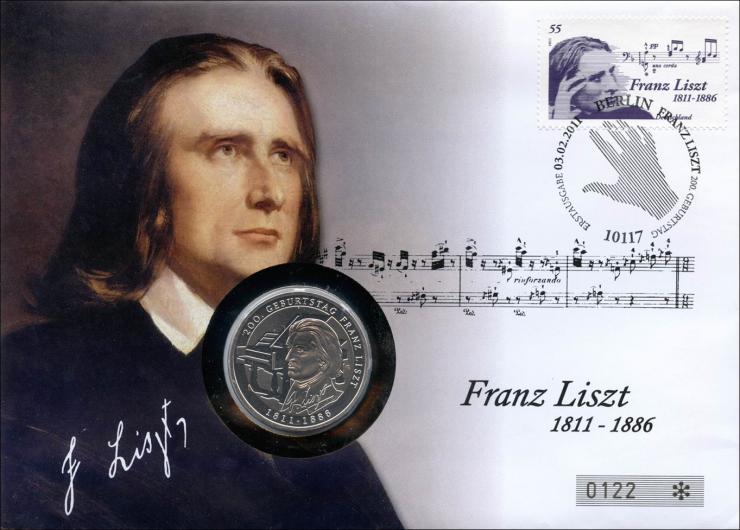 V-361 • Franz Liszt 1811-1886