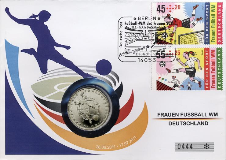 V-372.2 • Frauenfußball WM Deutschland