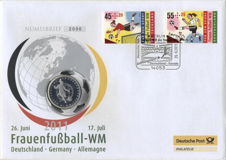 V-372.3 • Frauenfußball WM Deutschland