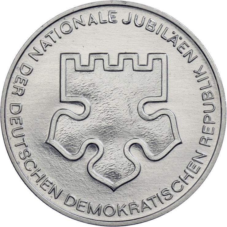 DDR-Medaille Wartburg-Signet V-004