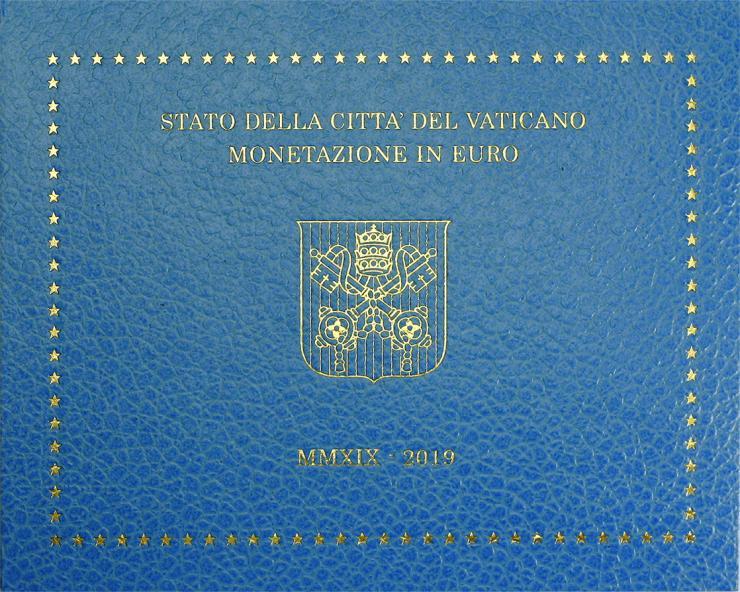 Vatikan Euro-KMS 2019