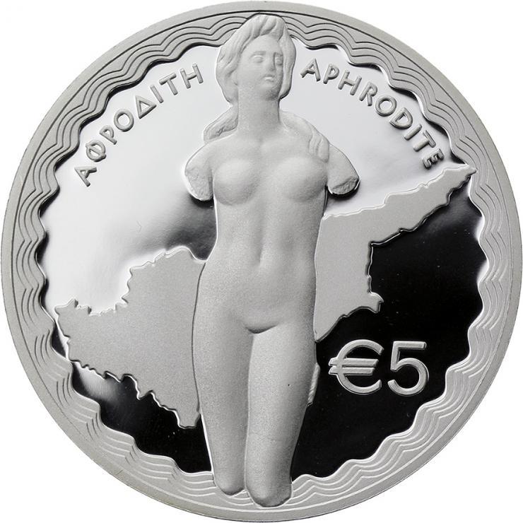 Zypern 10 Euro 2015 Aphrodite