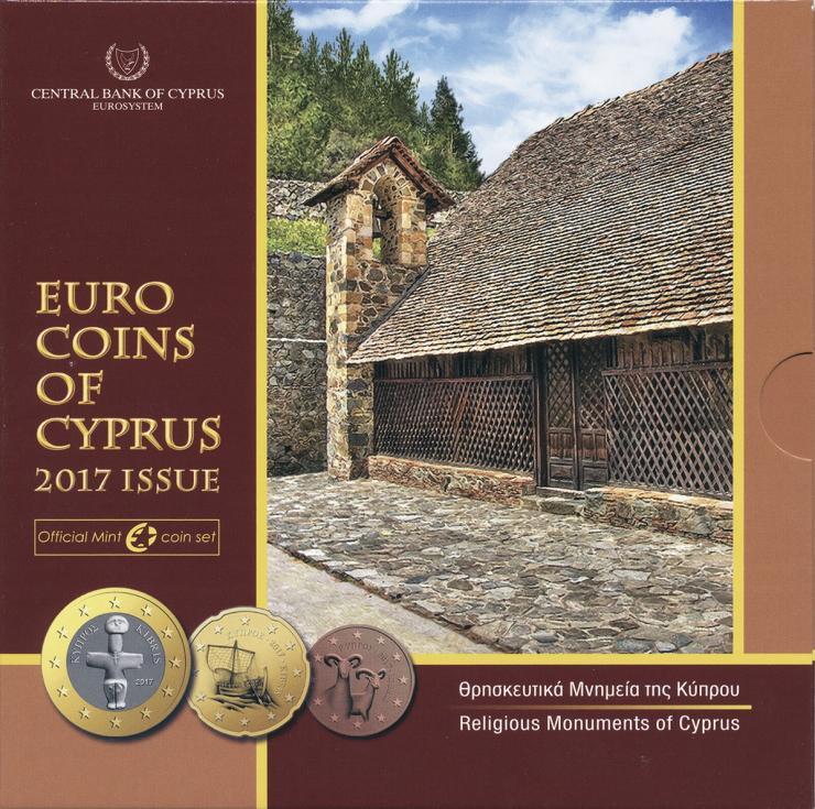Zypern Euro-KMS 2017