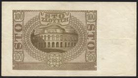 R.577: Generalgouv. Polen 100 Zloty 1940 (3)