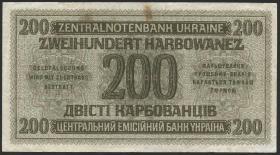 R.598b: Besetzung Ukraine 200 Karbowanez 1942 (3)