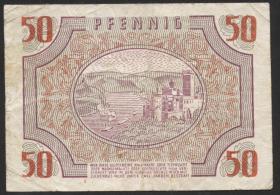 R.213: Rheinland-Pfalz 50 Pf. 1947 (3-)