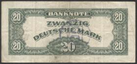 R.241a 20 DM 1948 B-Stempel (3)
