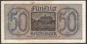 R.555a: 50 Reichsmark (1939) Reichskreditkasse (1/1-)