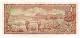 Südafrika / South Africa P.115b 1 Rand (1975) (2)