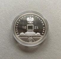 Polen / Poland 10 Zloty 2008 Olympische Spiele