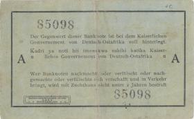 R.914a: Deutsch-Ostafrika 1 Rupie 1915 A (3)