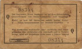 R.916i: Deutsch-Ostafrika 1 Rupie 1915 (3)