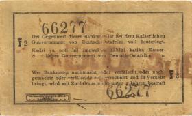 R.916v: Deutsch-Ostafrika 1 Rupie 1915 F2 (3)