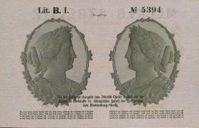 A-181 Mecklenburg-Strelitz 10 Thaler 1869 (1)