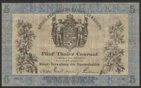 A-221 Preußen 5 Thaler 1856 (3)
