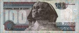 Ägypten / Egypt P.67 100 Pfund 12.6.2013 (1)