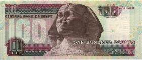 Ägypten / Egypt P.61 100 Pounds 1997 (1)