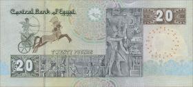 Ägypten / Egypt P.Neu 20 Pounds 2017 (1)