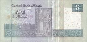 Ägypten / Egypt P.Neu 5 Pounds 2017 (1)