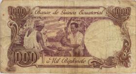 Äquatorial-Guinea P.16 1000 Bipkwele 1979 (4)