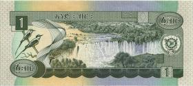 Äthiopien / Ethiopia P.36 1 Birr (1987) (1)